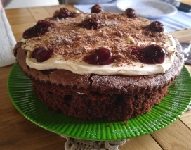 Black Forest Gateaux 5 April